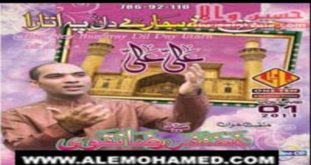 Syed Ghazanfar Raza 2011-12