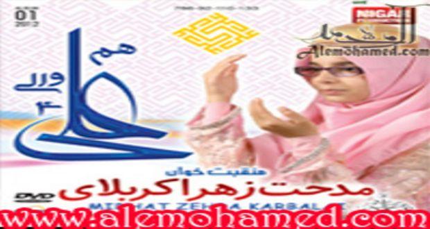 Midhat Zehra Karabalai 2012-13