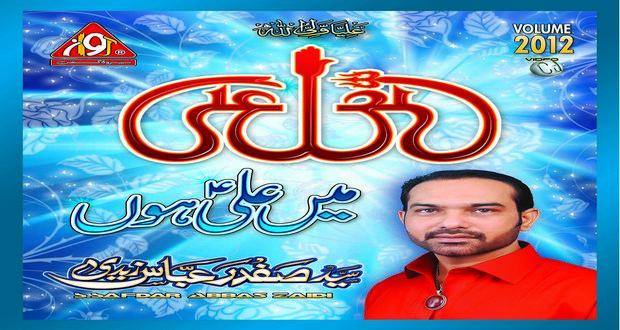 Safdar Abbas 2012-13