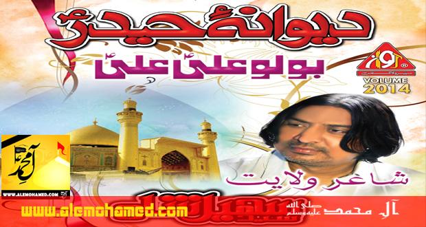 am_sohail shah manqabat 2014