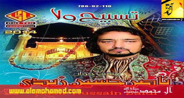 Nasir Zaidi 2014-15