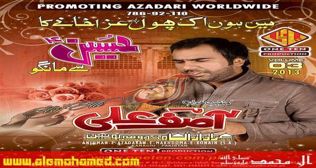 Asif Ali 2013-14
