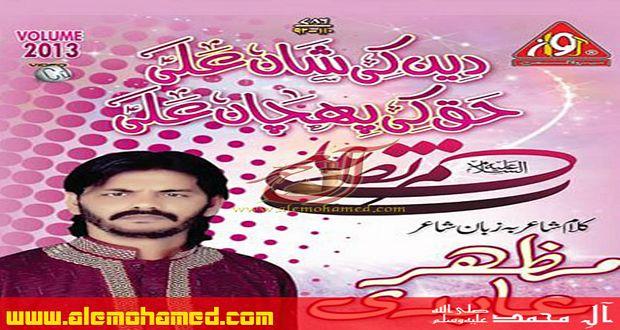 Mazher Abidi 2013-14