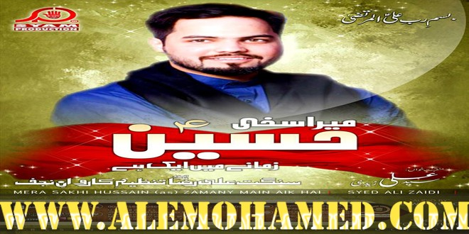 AM_Ali Zaidi Manqabat 2018-19