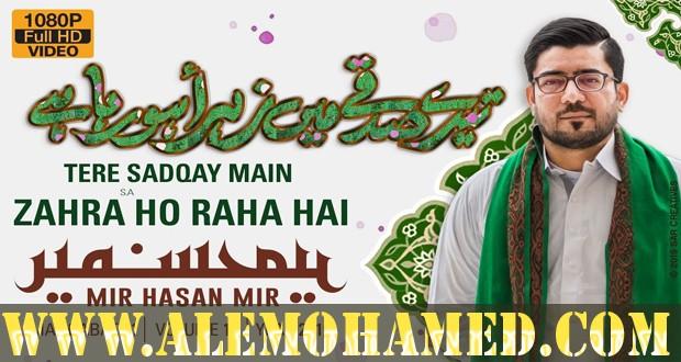 AM_Mir Hasan Mir1 Manqabat 2019-20